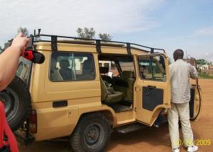 rwanda vehicles