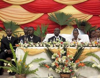 rwanda wedding